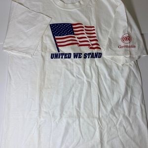 Made in USA United We Stand Shirt Size XL